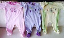 Super Lot 3 Pyjamas Velours 6 Mois Petit Bateau Orchestra Baby Love TBE