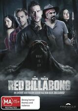 Red Billabong  DVD  MA 15+