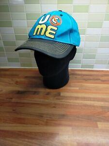 John Cena U Can't C Me Blue WWE Adjustable Adult Baseball Cap Hat Wrestling
