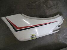 Carenados y carrocería color principal blanco para motos Honda