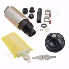 For Toyota 4Runner Pickup Electric Fuel Pump w/ Filter Kit & Fuel Tank Cap