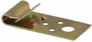 Timco Vertical Flange Clip - ZYP (20 x 42mm) - 100 Pieces