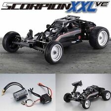 Kyosho 1/7 Scorpion XXL VE Brushless Buggy Black Type 2 RTR VORTEX 7 R8WP