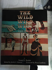 The Wild Wild West, the Series - Susan E. Kesler Signed RARE 1st print #556