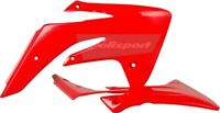 Polisport 8412200001 Radiator Shroud Plastics Red For Honda CRF150R 2007-2019