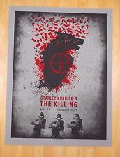 The Killing Castro Theatre Kubrick poster | David O'Daniel | Alien Corset