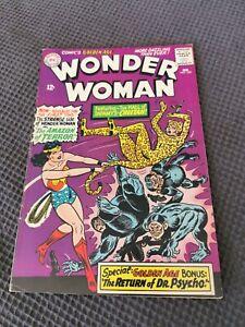 wonder woman #160 1st silver age cheetah.