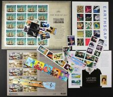 US 2012 Commemorative Year Set 156 stamps including Sheets, Mint NH, see scans