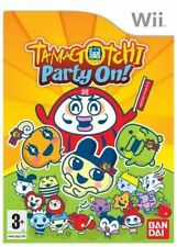 Tamagotchi Party On! Nintendo Wii Game