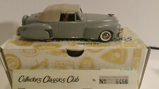 Collector's Classic VOITURE USA LINCOLN CONTINENTAL 1946 TOP UP