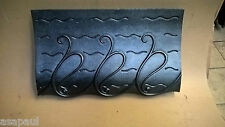original Cast Iron fireplace Hood canopy