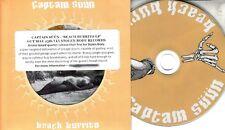 CAPTAIN SUUN Beach Burrito 2018 UK 4-trk promo test CD