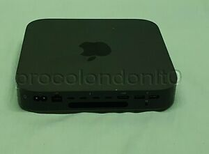 Apple Mac Mini A1993 (2018)  i3 Quad Core 3.6GHz 128GB SSD 8GB RAM Space Grey