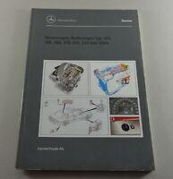 Werkstatthandbuch Neuerungen Änderungen Mercedes Benz 129 168 202 210 215 220