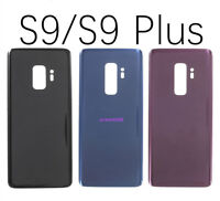 Battery Cover Glass Housing Rear Back Door Case For Samsung Galaxy S9 S9 Plus+