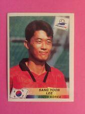 FRANCE 98 PANINI World Cup Panini 1998 - Sang Yoon Lee South Korea N.345
