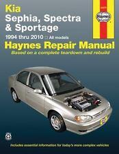 Kia Sephia, Spectra & Sportage automotive repair manual (Haynes automotive repai