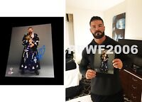 WWE BOBBY ROODE HAND SIGNED AUTOGRAPHED 8X10 PHOTOFILE PHOTO WITH PROOF & COA 1