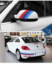 "79""/2M French Stripe Car Stickers For BMW Exterior Cosmetic Hood Roof Bumper US"