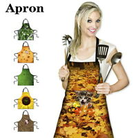 Fashion Cooking Kitchen Restaurant Bib Aprons Home Cleaning Gardening Apron Gift