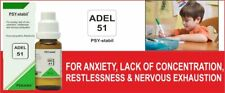 Adel 51 PSY-Stabil drops for Mental, Emotional stress, Anxiety 20mL