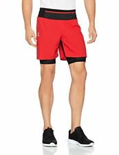 Salomon Lab Exo Twinskin M Short Homme XL Rouge (matador)