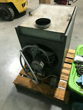 Dayton natural gas unit heater