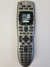 Logitech 815-000060 Harmony 650 Universal Color Screen Remote - Silver - Used