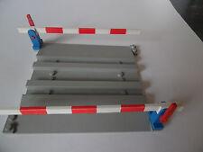 Lego 4,5 oder 12 V Eisenbahn: 1 Bahnübergang mit Schranken