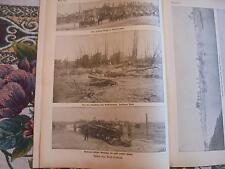 1915 die Woche 39 / Brest Litowsk Berlin Wannsee Herford Gent Haecht