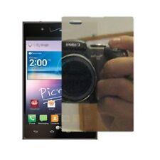 LOT 2 Mirror Screen Protector LCD For Verizon LG  Intuition (Optimus Vu) VS950
