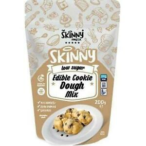 The Skinny Food Co. Chocolate Chip Cookie Dough Mix Low & Low Cal 200g