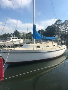 1978 Tartan 27' Sailboat - Virginia