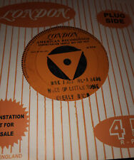 """The Everly Brothers Wake Up Little Susie  7"""" Rare demo single sided London 1957"""