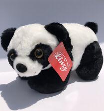 "Panda Stuffed Animal 10"" Plush Doll Toy Soft Good Luck Bear Birthday Gifts New"