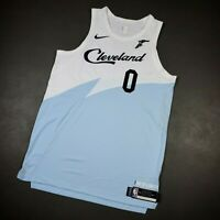"""100% Authentic Kevin Love Nike Cavaliers Earned City Game Issued Jersey XL 52+4"""""""
