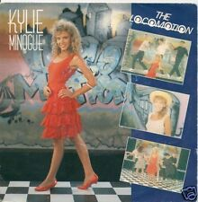 45 TOURS--KYLIE MINOGUE--THE LOCO-MOTION