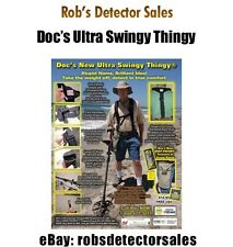 Ultra Swingy Thingy Bungee System for Metal Detectors - Minelab, Fisher, Garrett