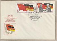 """Ersttagsbrief - """"25 Jahre Gesellschaft für Deutsch-Sowjetische Freundschaft"""""""