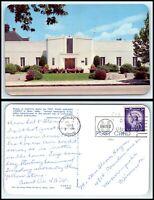 IDAHO Postcard - Boise, First Ward Mormon Church N53