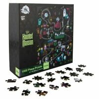 Disney Parks The Haunted Mansion Jigsaw Puzzle 1000 Pieces New in Box