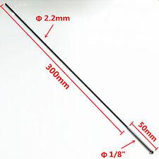 """350mm longueur 1/8"""" 3.18mm prop dur arbre et 2.2mm câble flex pour rc boat PZ375"""