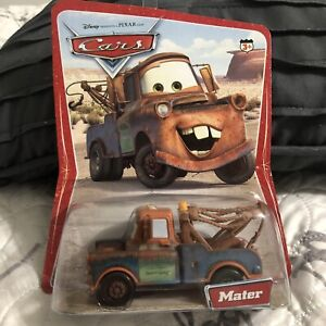DISNEY PIXAR CARS COLLECTIBLE MATER 2005 2006 WAVE 1 RELEASE New! Die Cast!