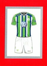 CHAMPIONS LEAGUE 2015-16 Topps -Figurine-stickers n. 87 -2° MAGLIA WOLFSBURG-New