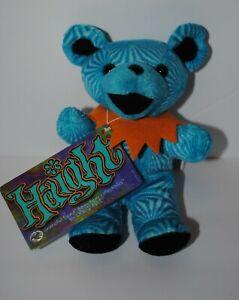 """Grateful Dead """"Haight"""" Collectable Beanie Bear"""