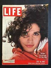 Life Magazine July 18 1960 Ina Balin