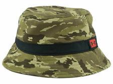 New Under Armour Camo Khaki Bucket Hat Fishing Hunting Golf 1270590-254 Size M/L