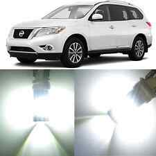 Alla Lighting Turn Signal Brake Tail Light White LED Bulb for 99~09 Nissan Quest