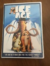 Ice Age (DVD, 2009, Movie Cash Dual Side)