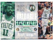 17/18 Panini Contenders MOST VALUABLE Kyrie Irving Cracked Ice Prizm #25 SP